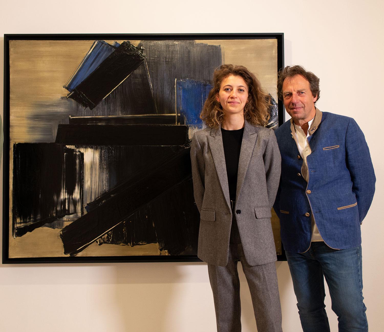 Clara Martin y Denis Flageollet