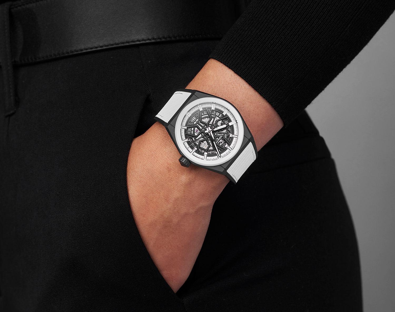 Zenith Defy Classic Black & White Boutique Edition