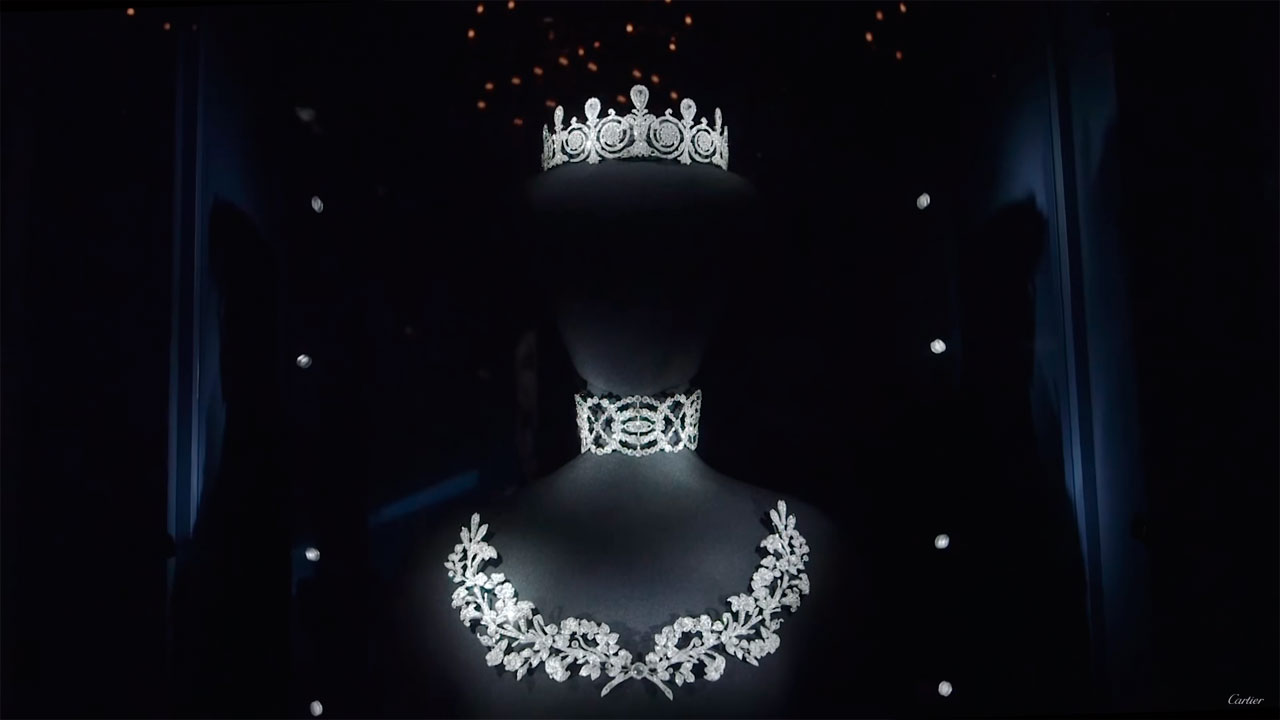 Diamantes de Cartier