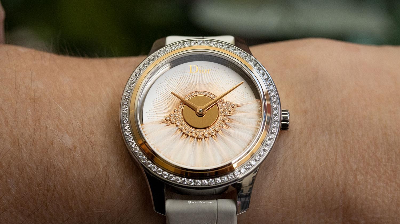 Así queda el Dior Grand Bal Plume Blanche