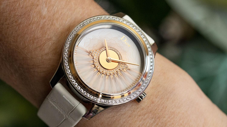 El Dior Grand Bal Plume Blanche, puesto