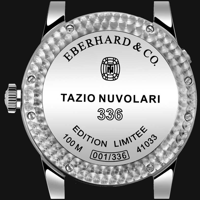 Eberhard Tazio Nuvolari 336 reverso