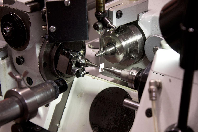 manufactura de Nomos Glashütte