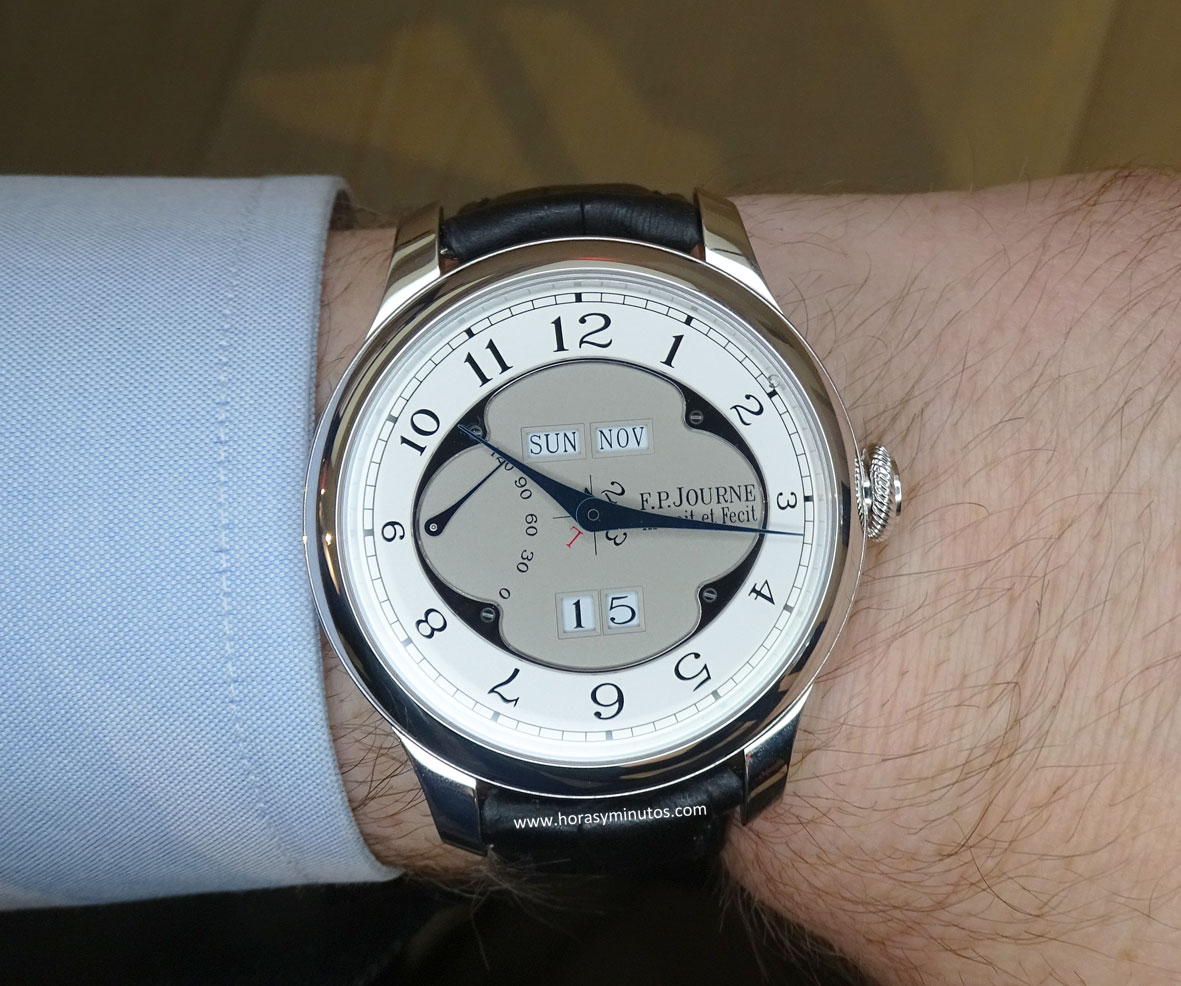 FP Journe Perpetual Calendar Salon QP