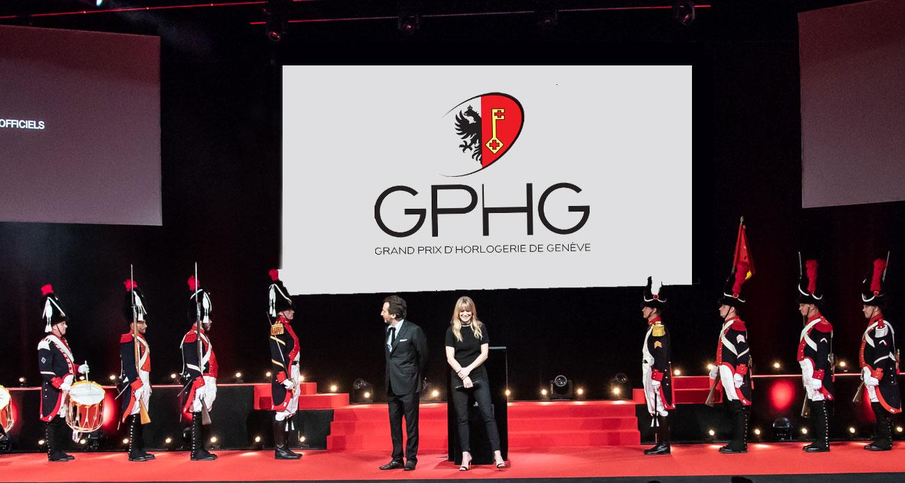 Finalistas del GPHG 2019 portada