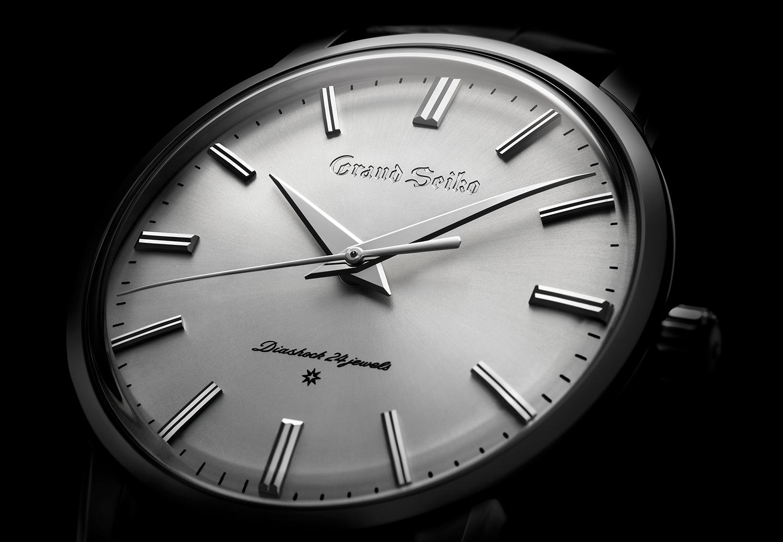 Esfera del First Grand Seiko 1960 60 Aniversario SBGW257
