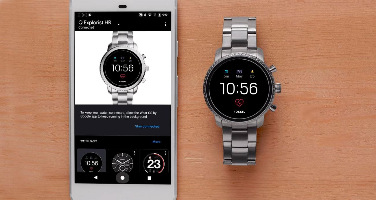 Fossil vende su tecnología Smartwatch a Google