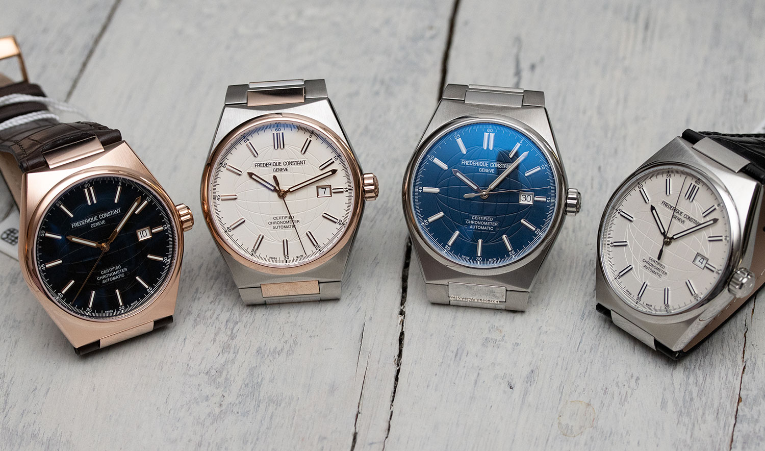 Los Frederique Constant Highlife Automatic