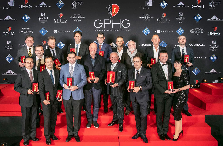 GPHG 2018