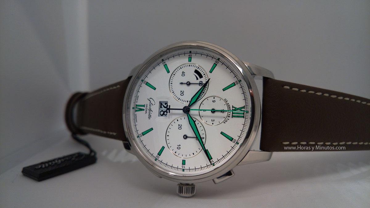 Glashütte Original Senator Chronograph Panorama Date