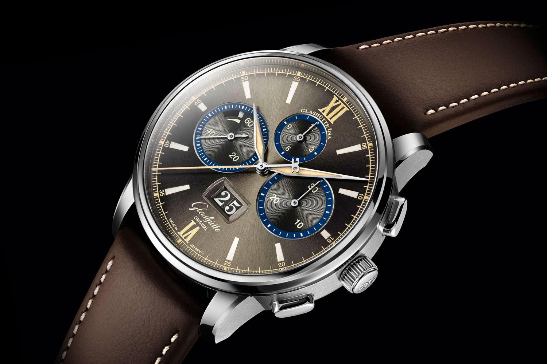 "Glashütte Original Senator Chronograph ""The Capital Edition"""