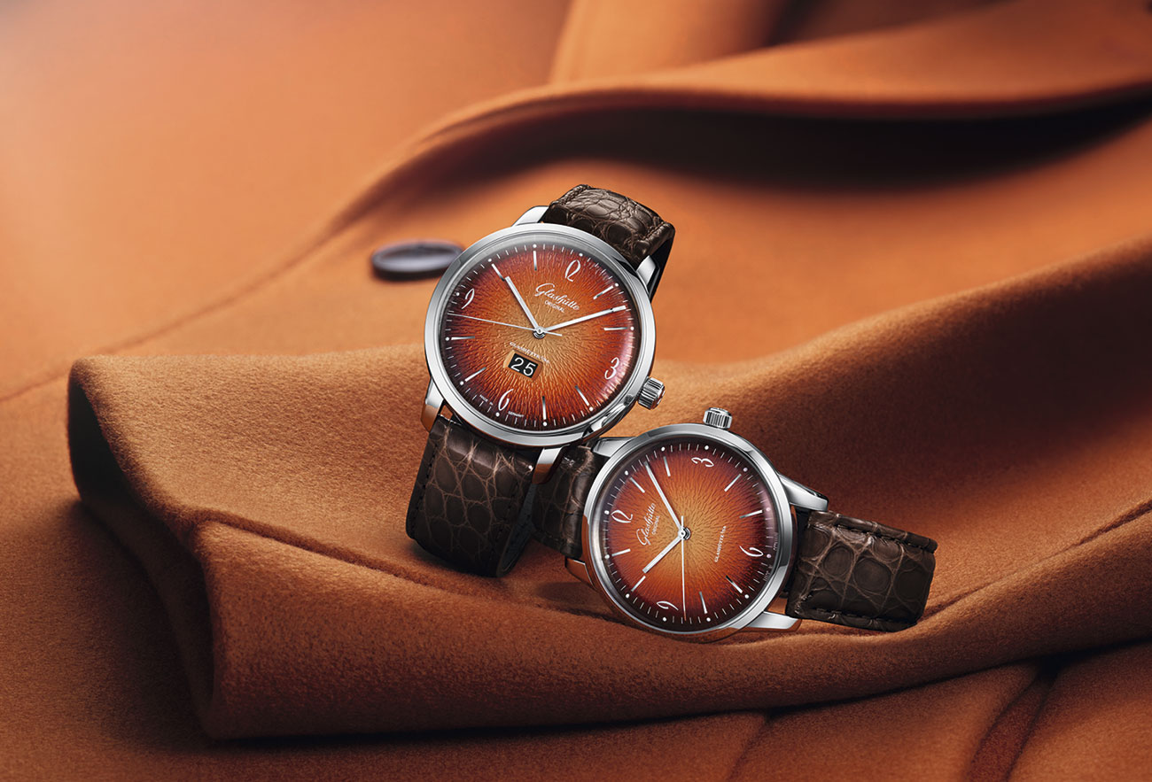 Glashütte Original Sixties Annual Edition