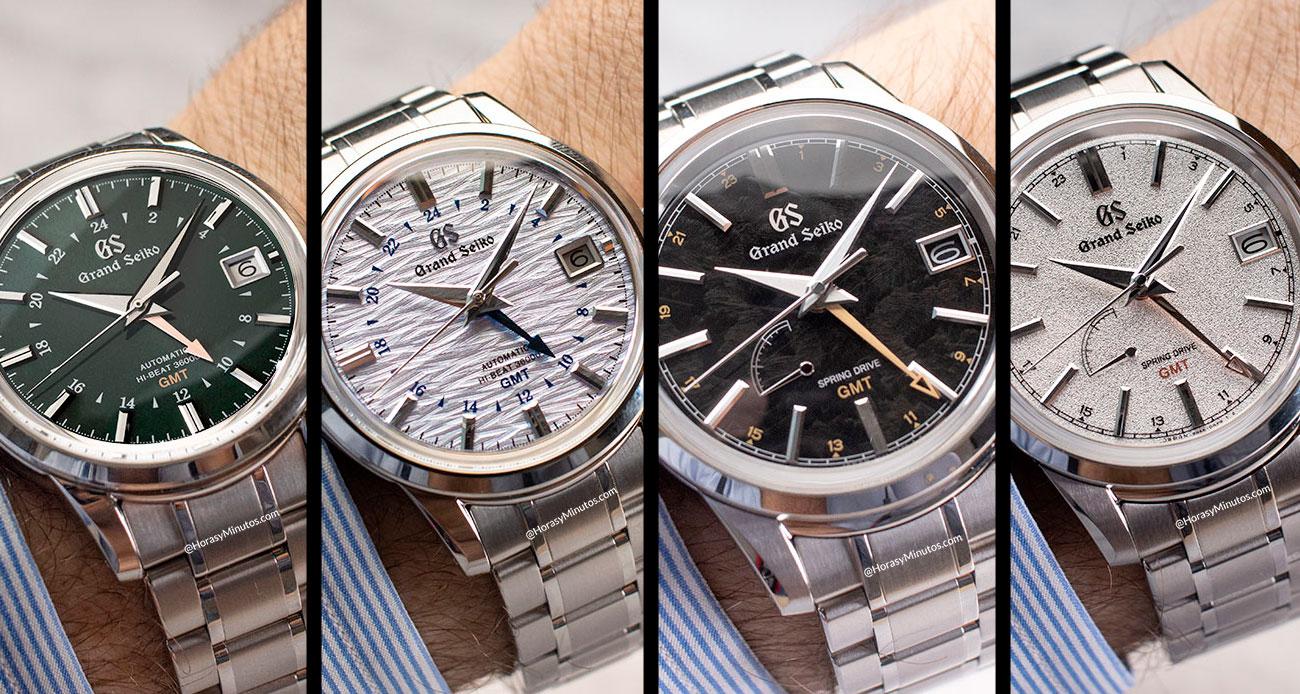 Grand Seiko Elegance GMT «24 Estaciones»