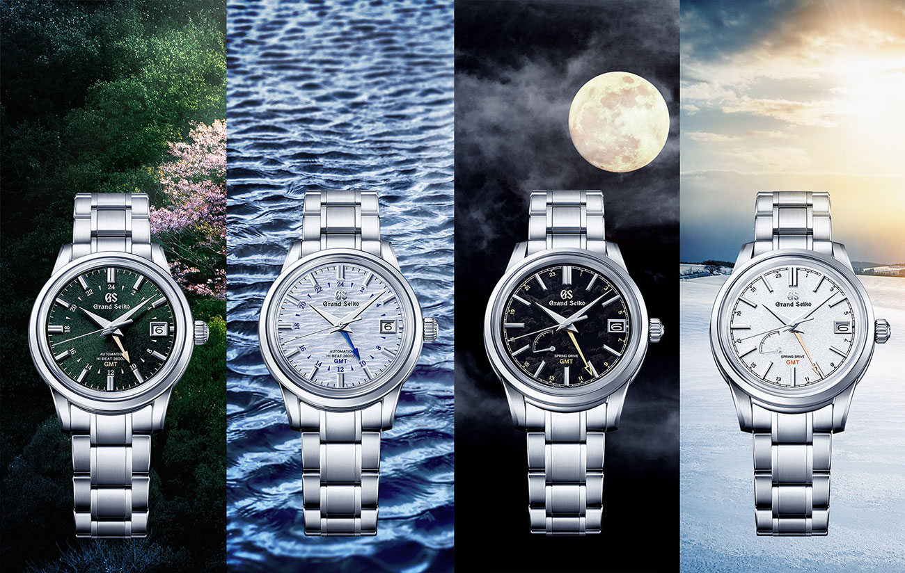 Grand Seiko Elegance GMT 24 Estaciones