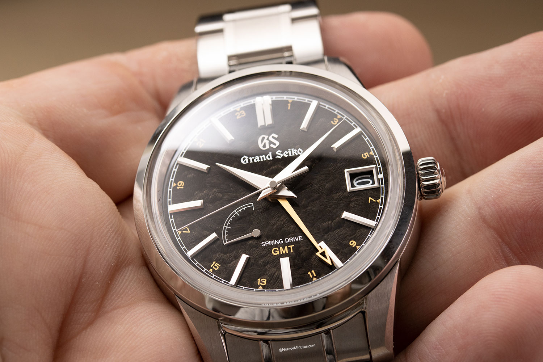 Grand Seiko Elegance GMT «24 Estaciones» KANRO – SBGE271G