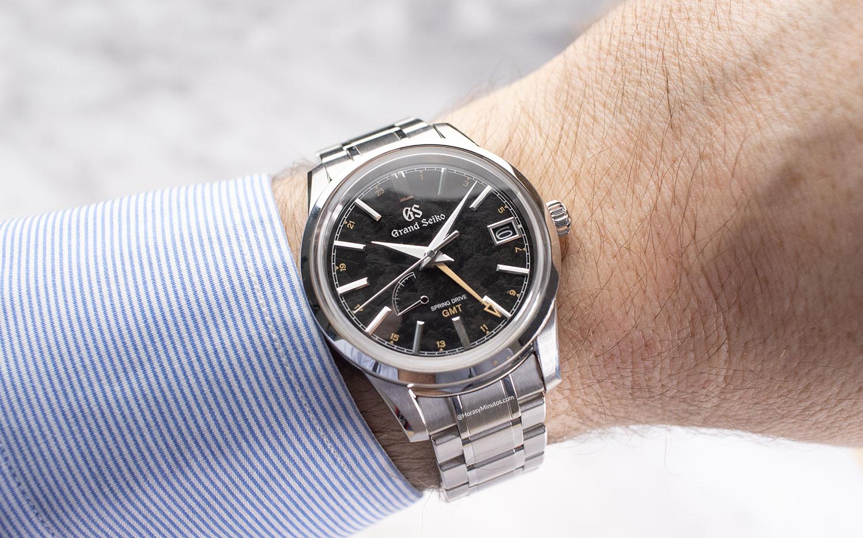 Así queda el Grand Seiko Elegance GMT «24 Estaciones» KANRO – SBGE271G