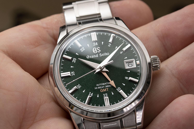 Grand Seiko Elegance GMT «24 Estaciones» SHUNBUN – SBGJ251G