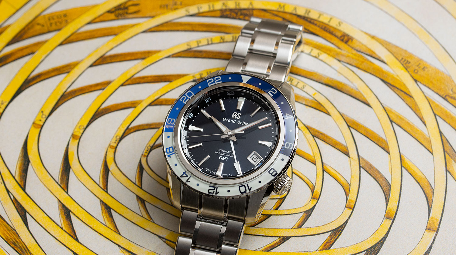 Grand Seiko Sport GMT Hi-Beat SBGJ237