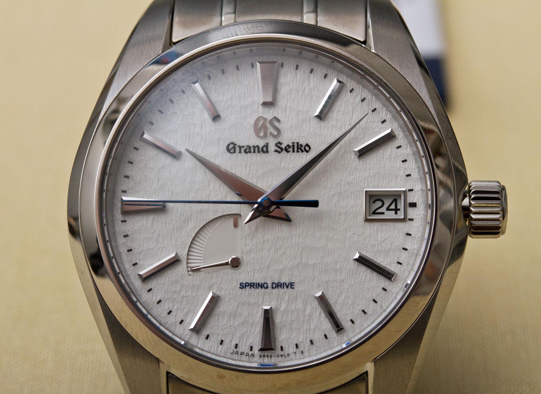 Grand Seiko Spring Driveq