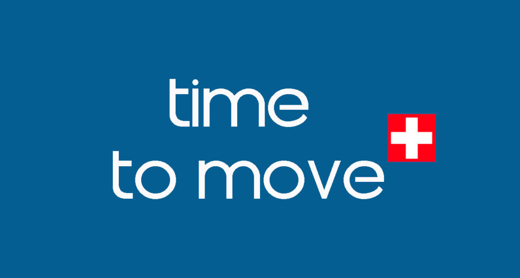 Time to Move Swatch