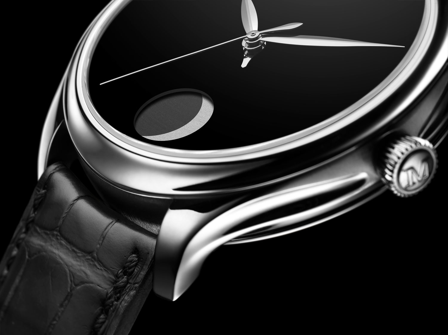 H. Moser & Cie Endeavour Perpetual Moon