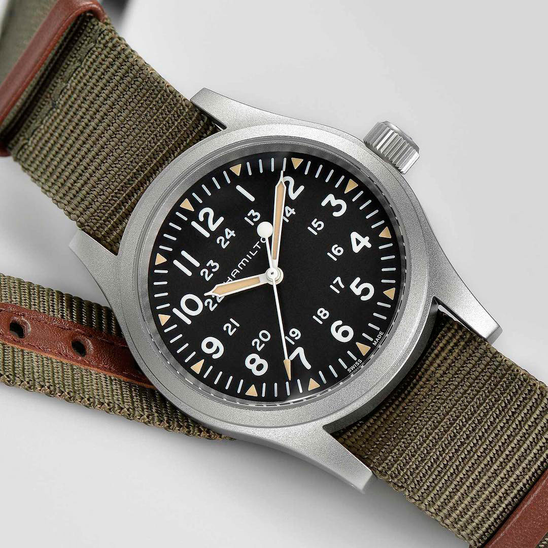 Hamilton Khaki Field Mechanical 38 mm