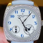 Harmony Dual Time de Vacheron Constantin, premio al mejor reloj de mujer del año