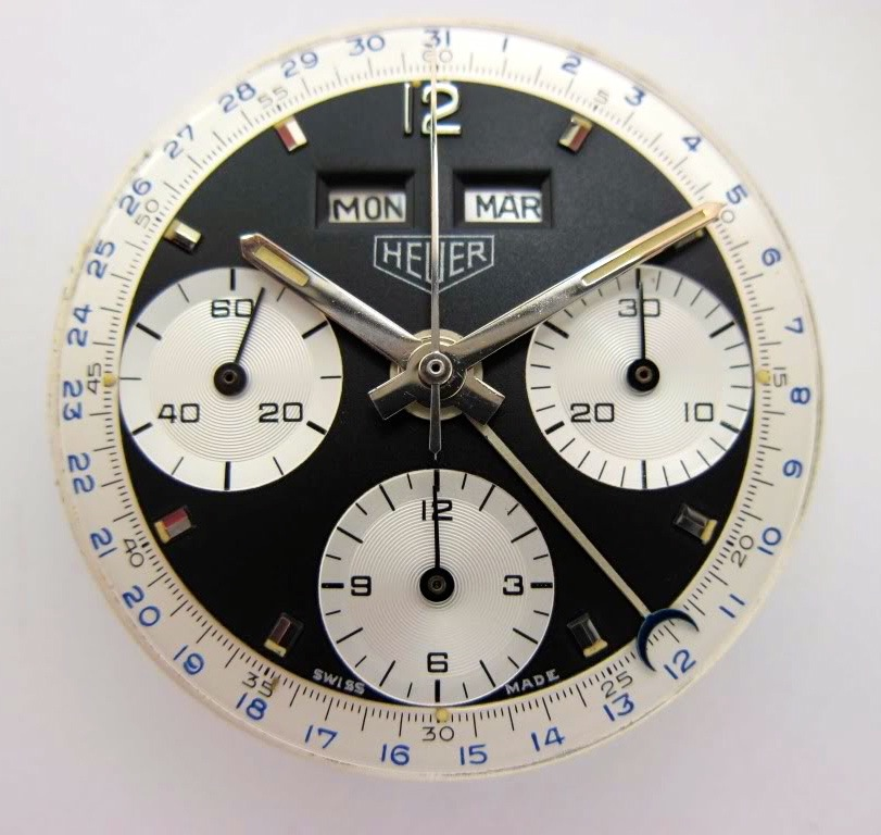 Heuer Carrera calendario