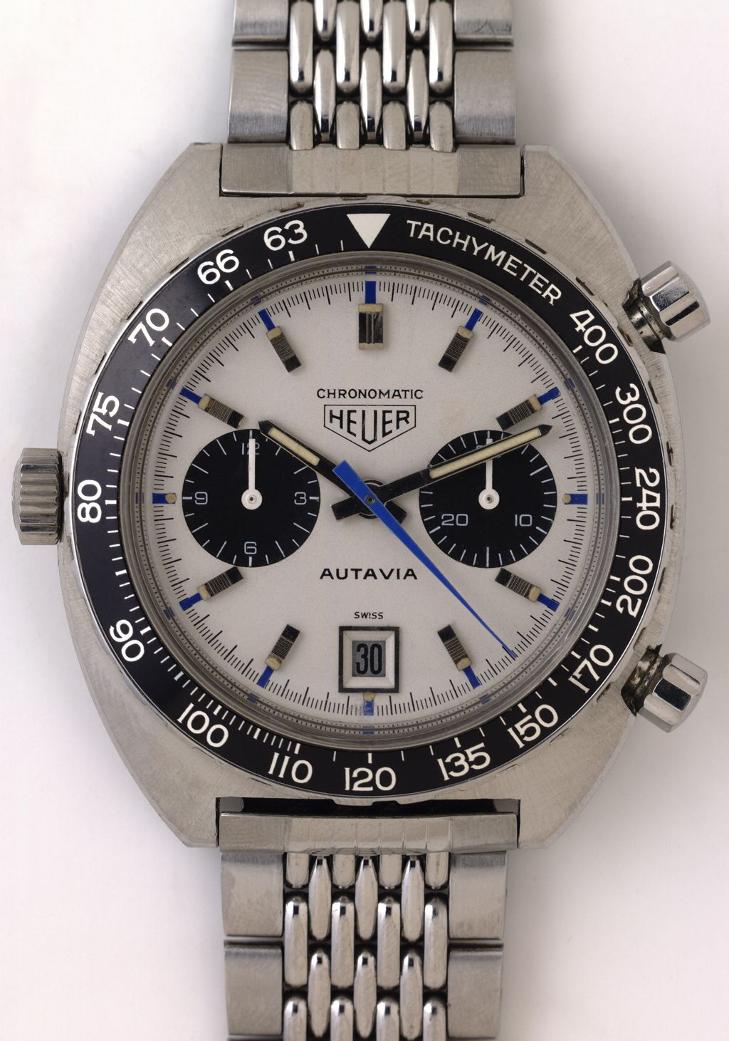 Heuer Chronomatic Autavia 1163T Sieffert