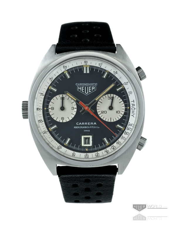Heuer Chronomatic Carrera 1153N