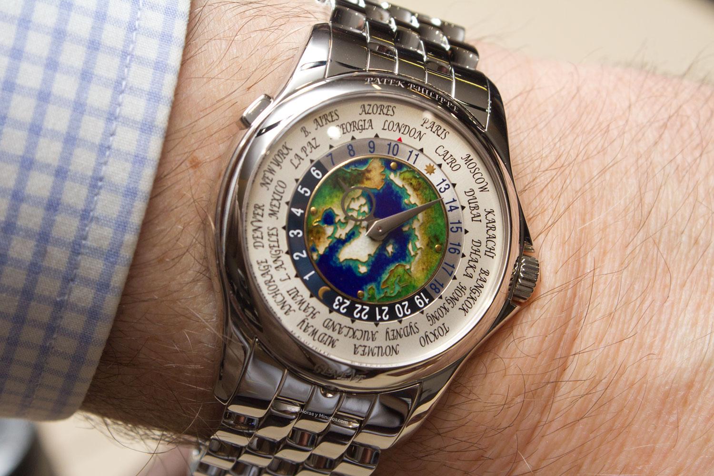 Horas Mundiales de Patek Philippe