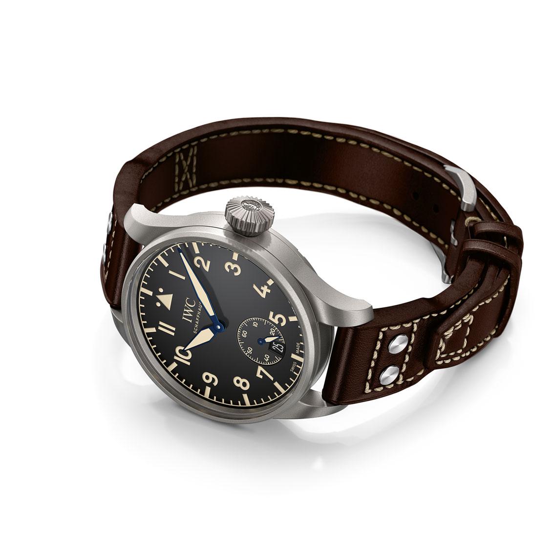IWC Big Pilot Watch Heritage 48 perfil