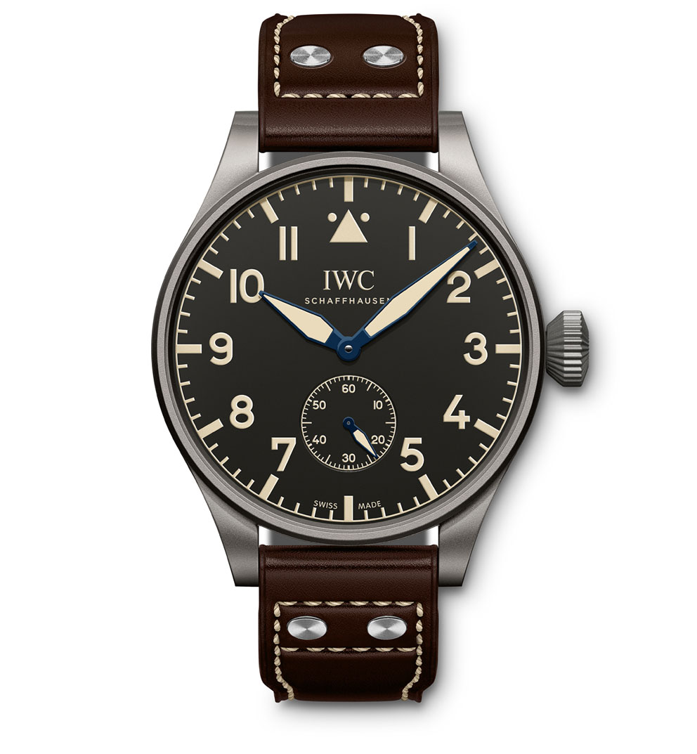 IWC Big Pilot Watch Heritage 55