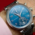 "IWC Da Vinci Chronograph Edition ""Laureus Sport for Good Foundation"""