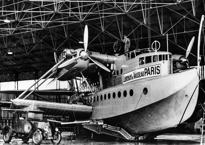 """El Latécoère 521 """"Lieutenant de Vaisseau Paris"""""""