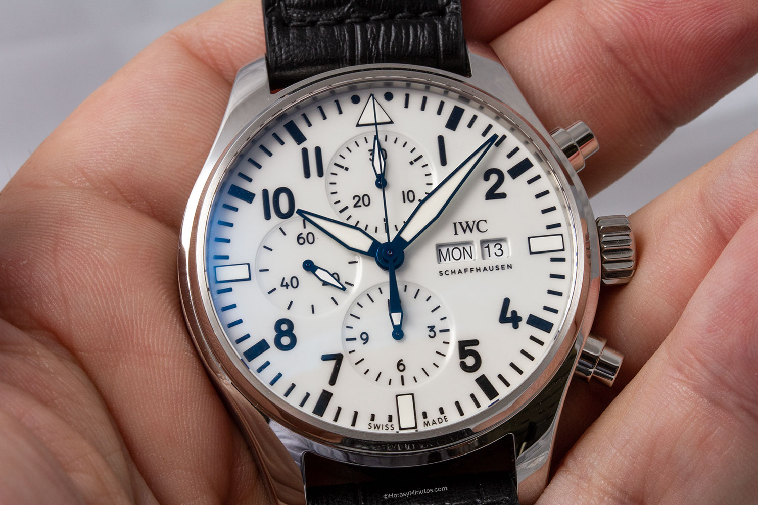 IWC Pilot's Watch Chronograph Edition 150 Years
