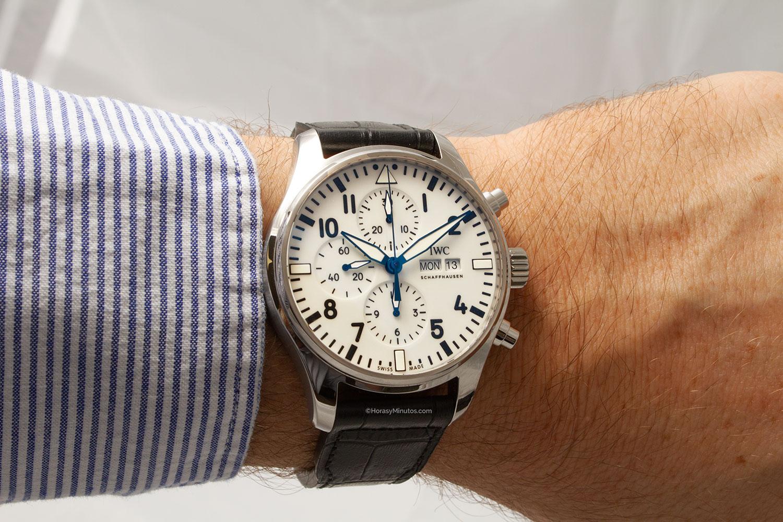 IWC Pilot's Watch Chronograph Edition 150 Years