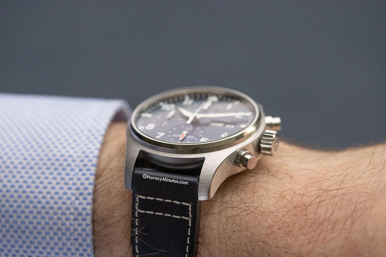 Perfil del IWC Pilot's Watch Chronograph 41 mm