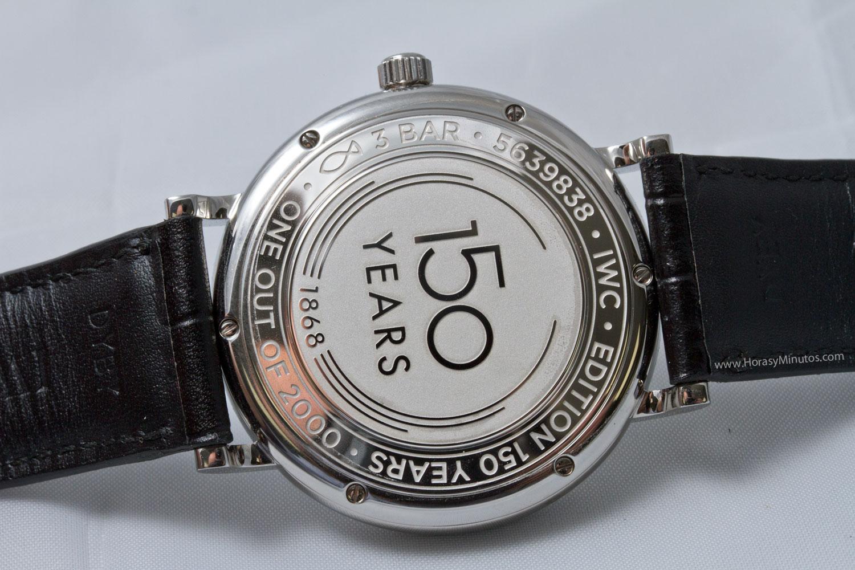 IWC Portofino Automatic Edition 150 years