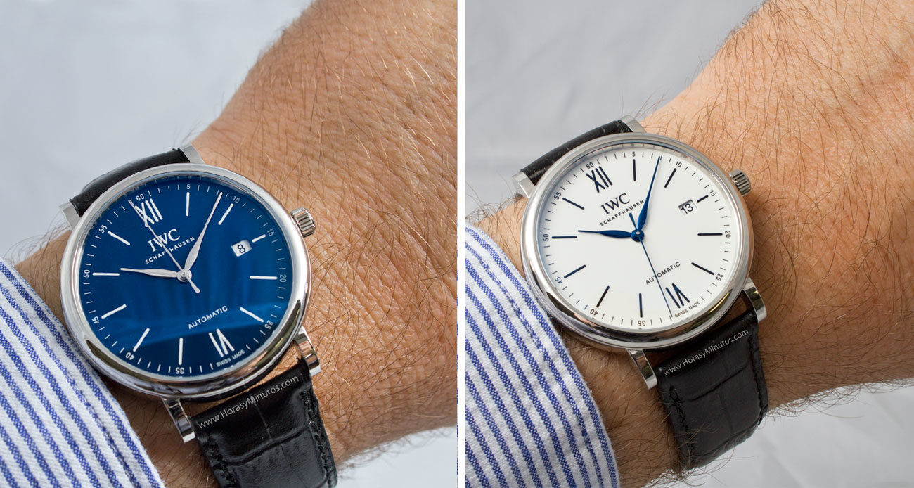 IWC Portofino Automatic Edition 150 years
