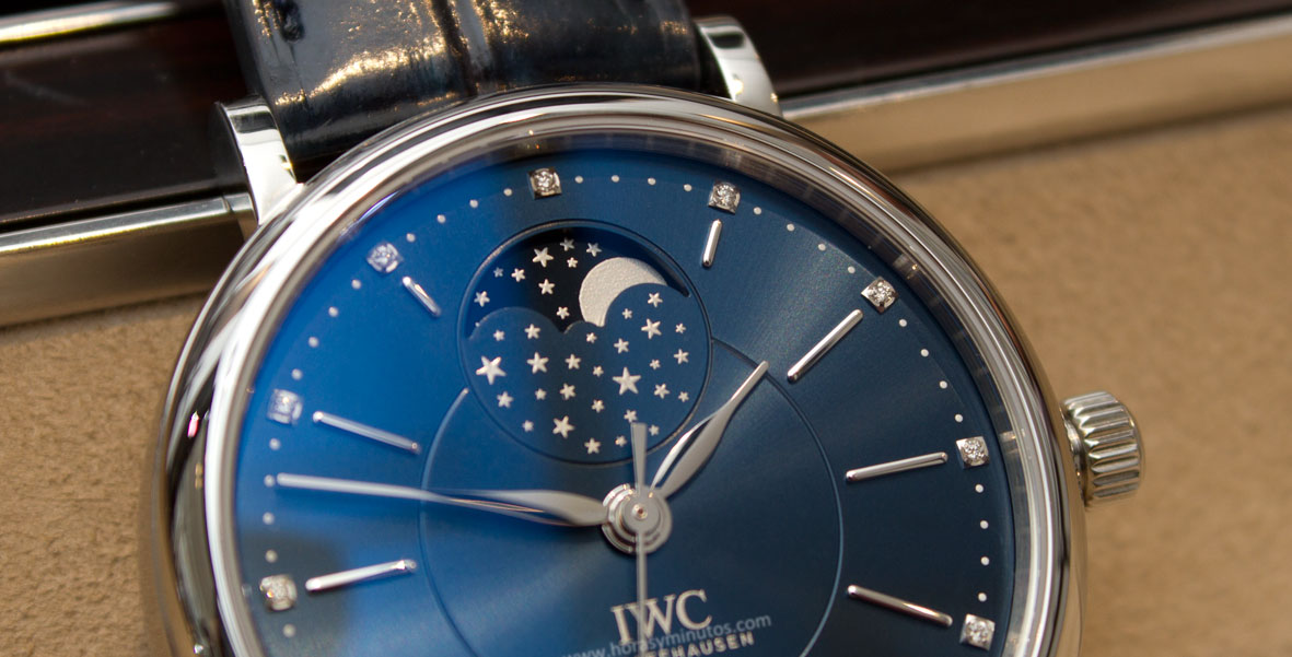 IWC-Portofino-Automatic-Moon-Phase-Edition-Laureus-Sport-for-Good-Foundation-fases-lunares-Horasyminutos