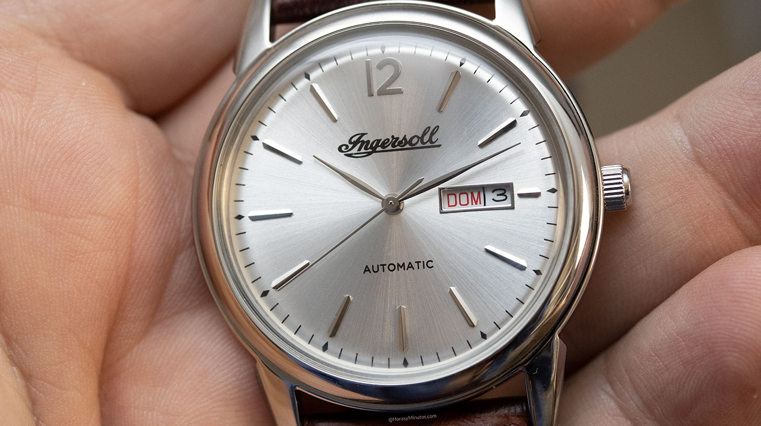 Esfera del Ingersoll New Haven Automatic