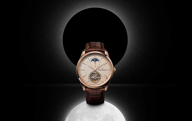 Luna nueva en el Jaeger LeCoultre Master Ultra Thin Tourbillon Moon