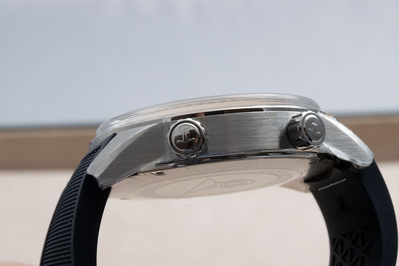 coronas del Jaeger-LeCoultre Polaris Limited Edition