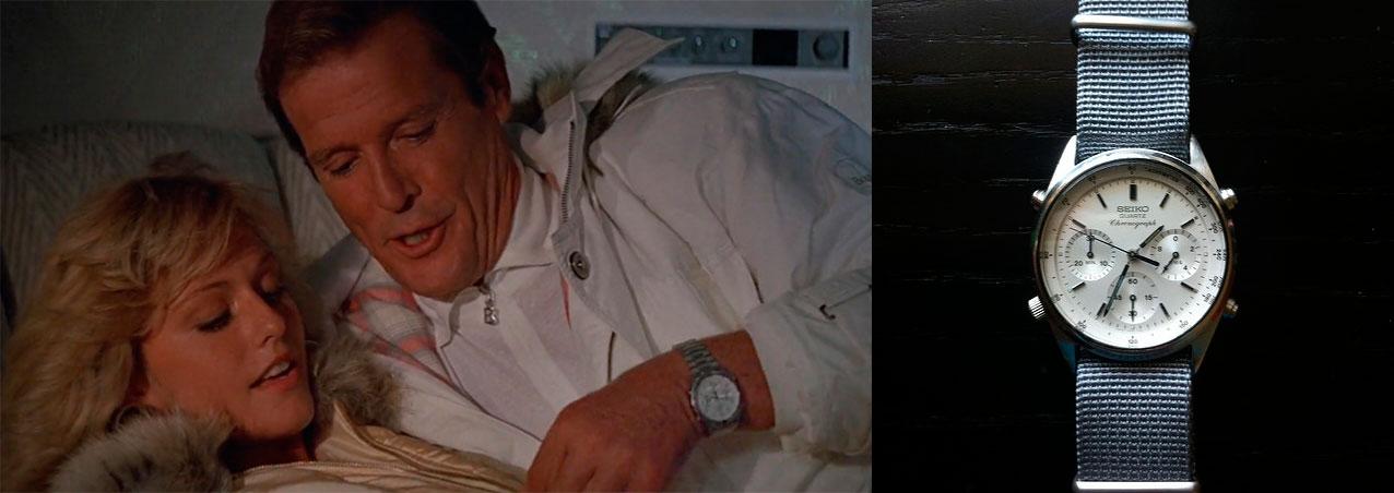 los relojes de James Bond