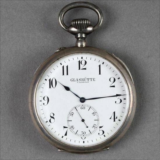 Julius Assmann reloj Amundsen