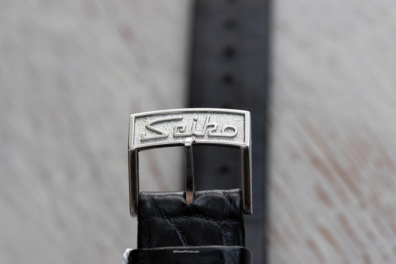 Hebilla del King Seiko KSK