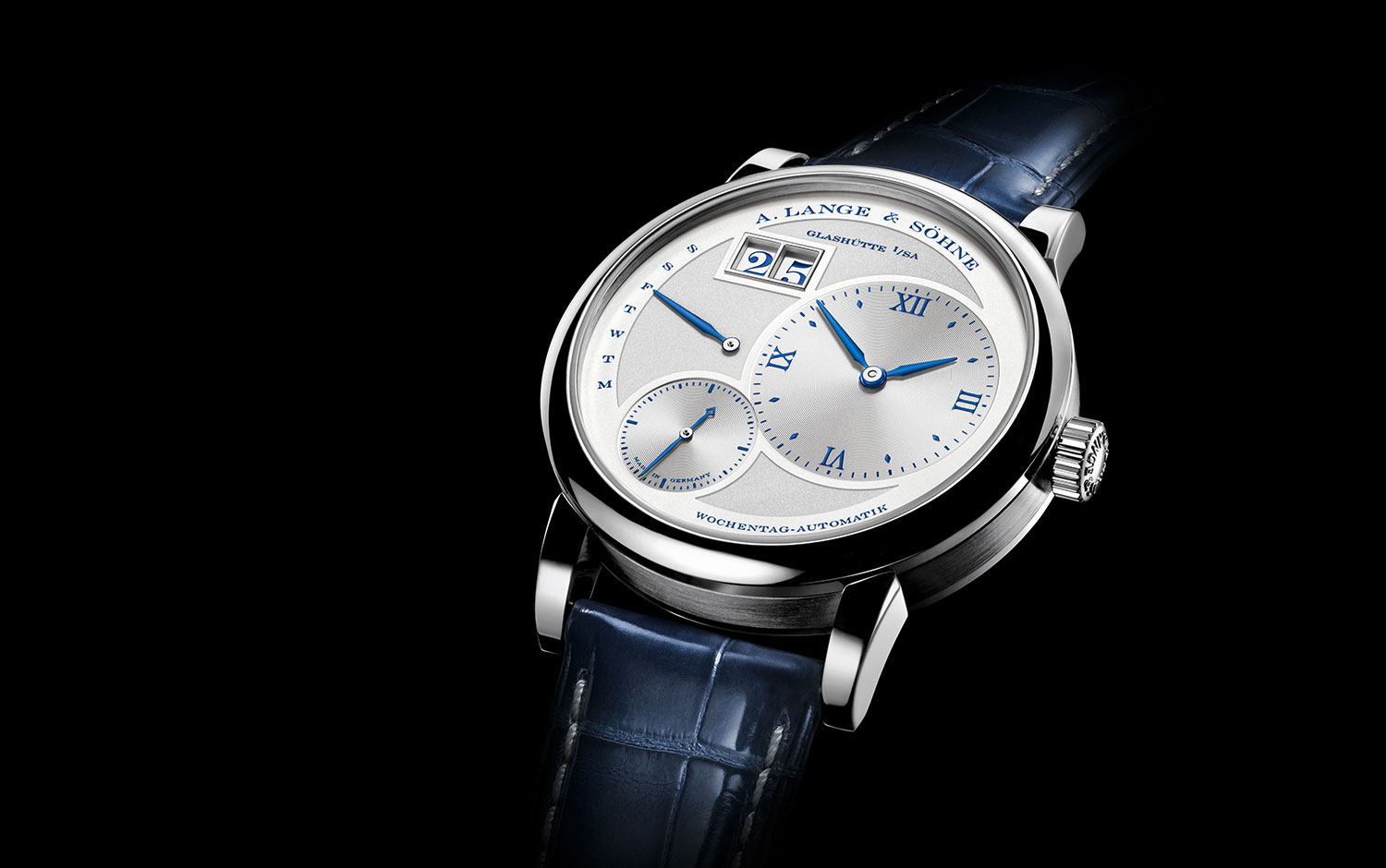 Lange 1 Daymatic 25th Anniversary portada