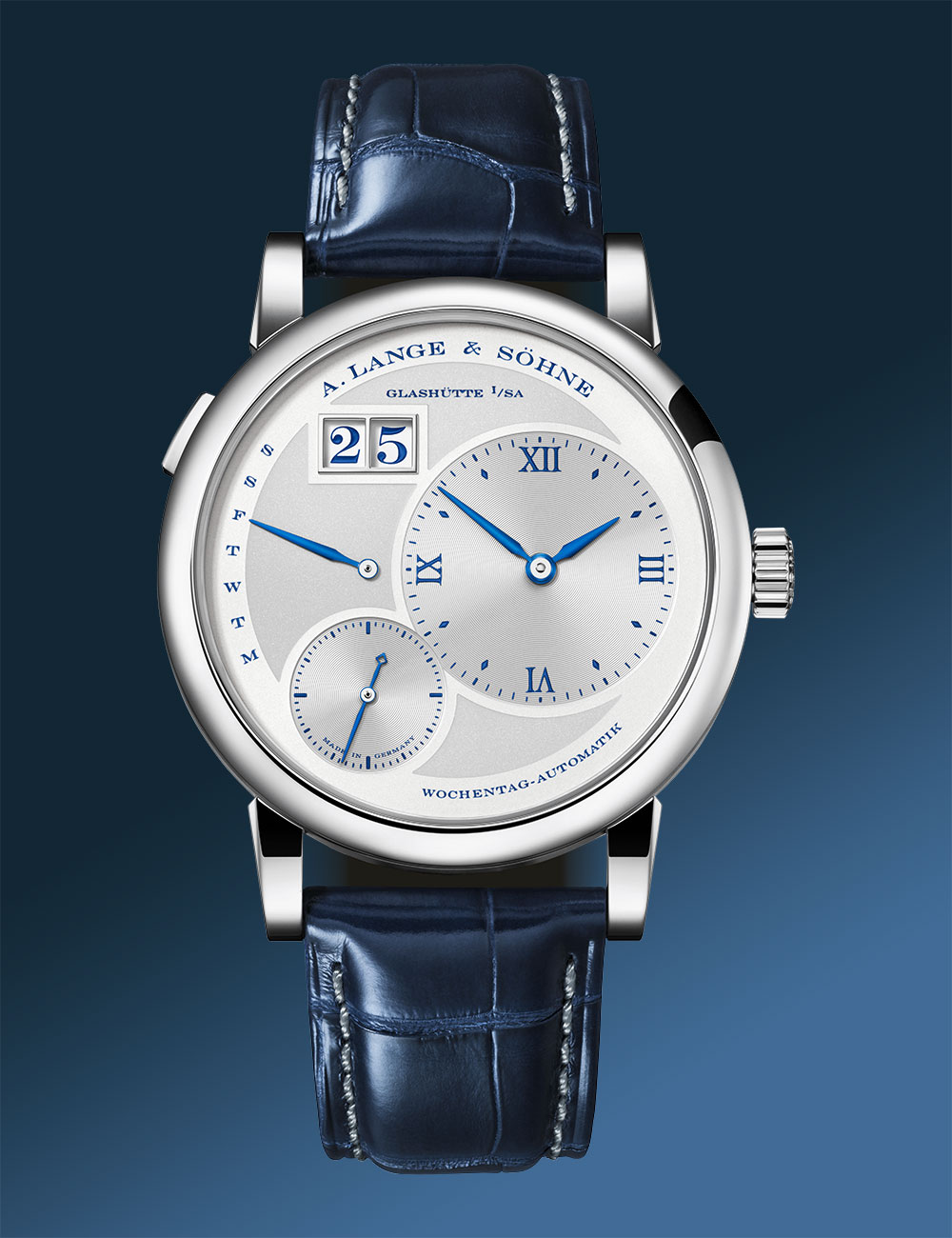Lange 1 Daymatic 25th Anniversary