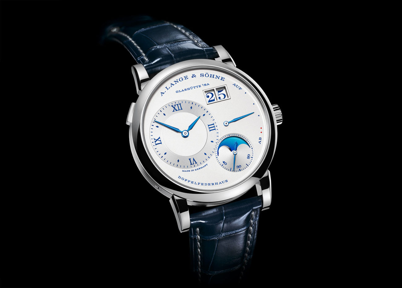 "Lange 1 Moon Phase ""25th Anniversary"" portada"